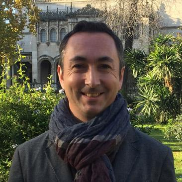 Etienne Henri-Rousseau, Director de Operaciones en Novogreen